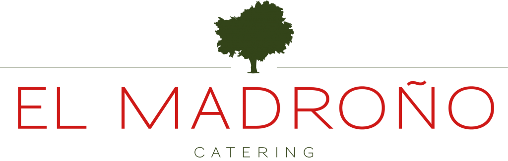 logo madrono catering