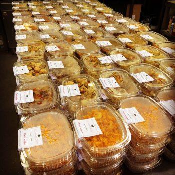 comida para llevar en eventos madrid