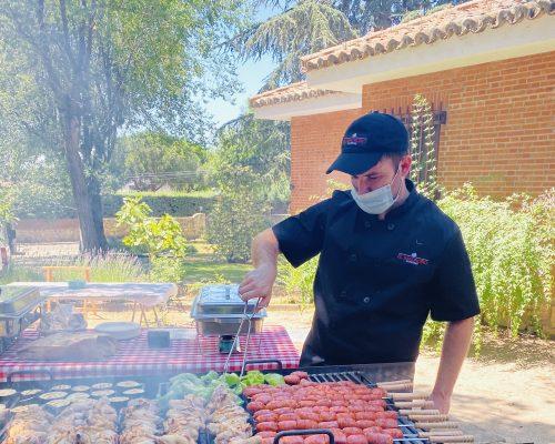 Barbacoas El Madroño